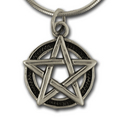 Pentagram Pendant (small) in Sterling Silver