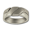 Puzzle Ring (sm) in Sterling Silver