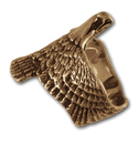 Bald Eagle Ring in 14k Gold