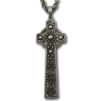 St. Martin's Cross in Sterling Silver