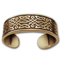 Celtic Men's Bracelet (Heavy) in 14K Gold
