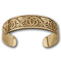 Hounds & Eagles Bracelet in 14K Gold