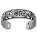 Hounds & Eagles Bracelet in Sterling Silver