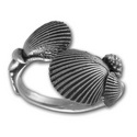 SeaShell Ring in Sterling Silver