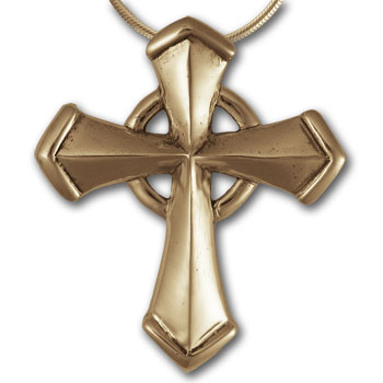 Classic Cross in 14k Gold