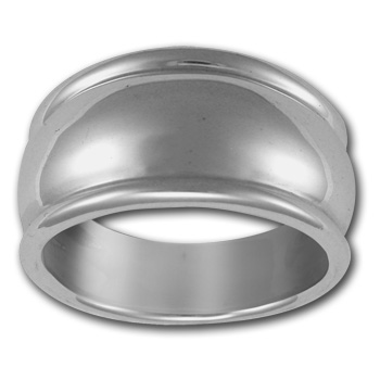 Classic Ring in Sterling Silver