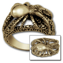 Spider Ring in 14k Gold
