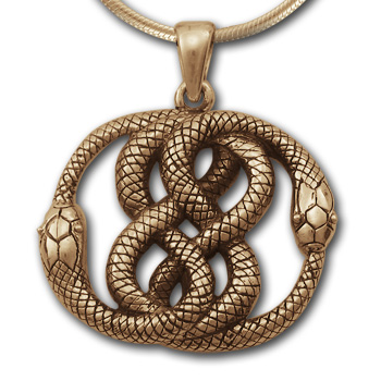 Auryn Pendant in 14k Gold