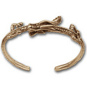 Dragon Bracelet in 14K Gold