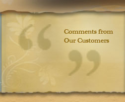 Comments on our Moonstone Jewelry
